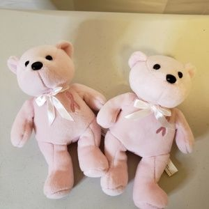 Bundle of Two Cancer Bears